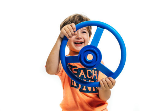 Swing Kingdom Steering Wheel